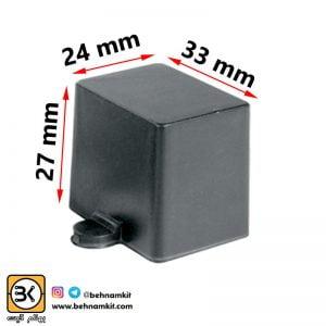 جعبه گوشواره ای 3 × 2