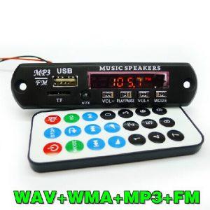 پنل پخش کننده MP3 پشتیبانی از MicroSD و USB با ریموت کنترل